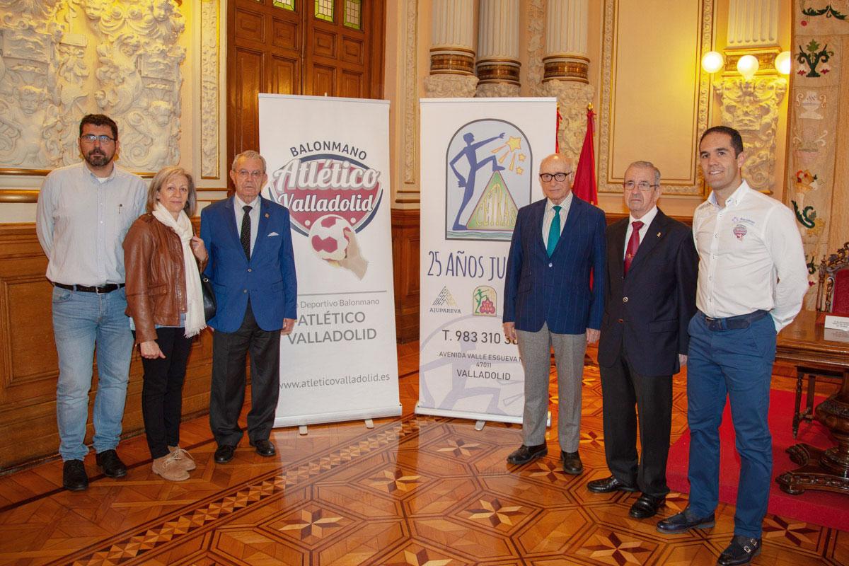 Atletico Valladolid y Cetras